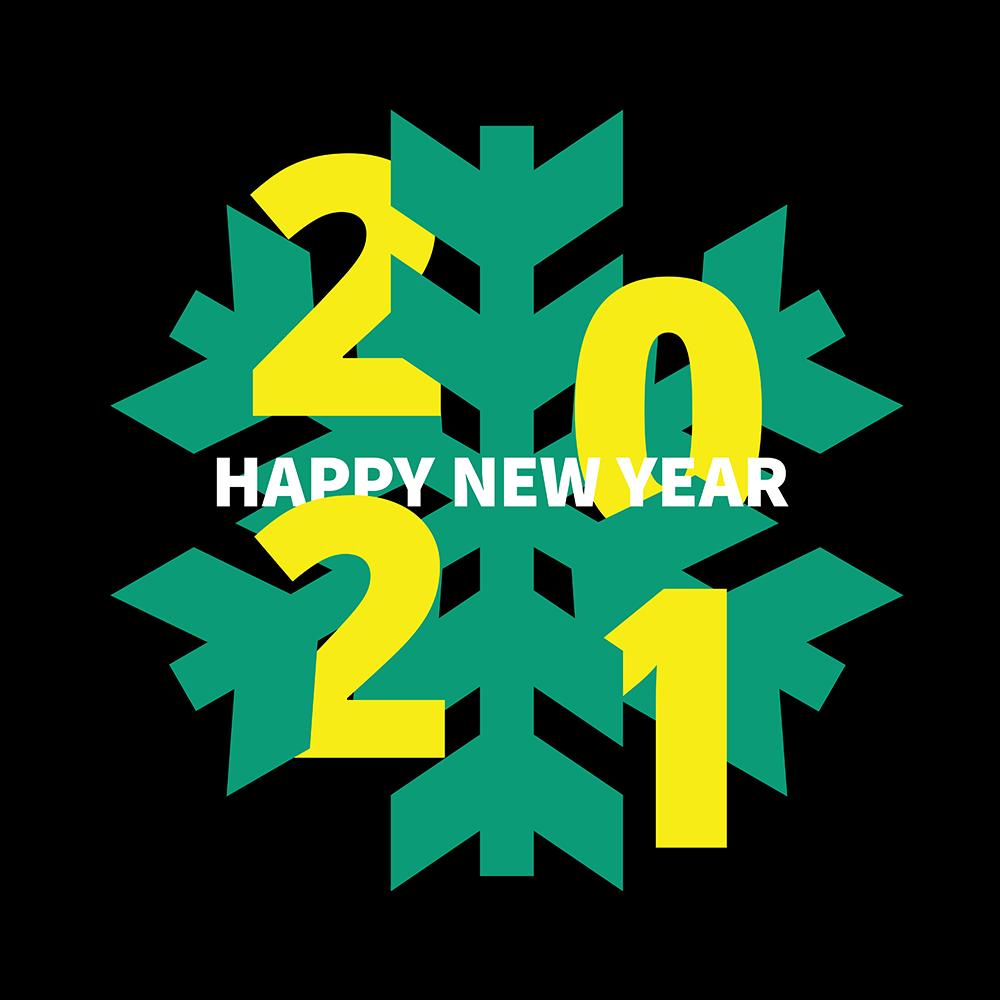 Knijff nieuwjaarskaart online ENG