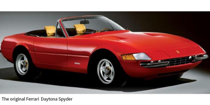 Ferrari Spyder met caption.ENG